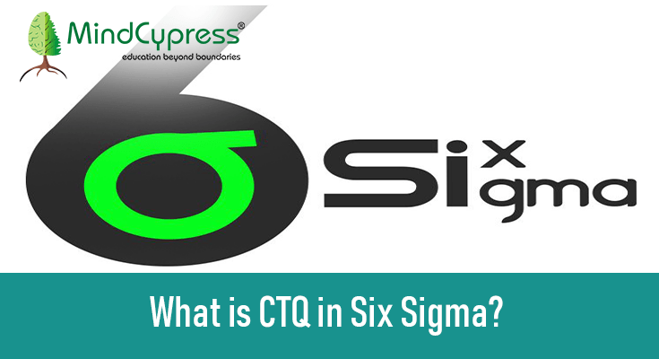 What is CTQ in six sigma